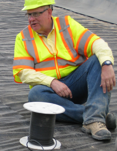 American Geotechnics - Professional Geotechnical Engineering Services in Boise, Coeur d'Alene, and Idaho Falls, Idaho.